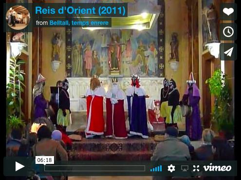Reis d'Orient 2011
