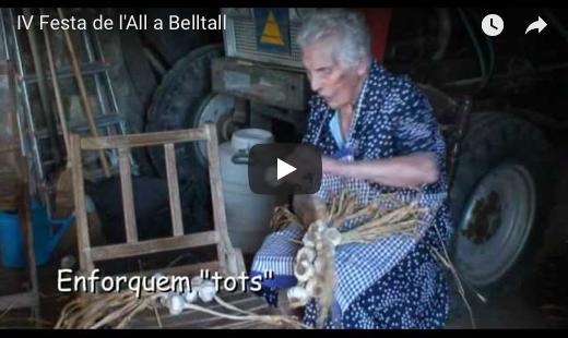 IV Festa de l'All de Belltall