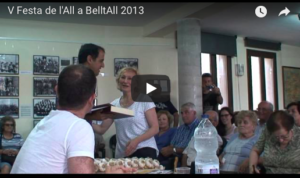 V Festa de l'All de Belltall