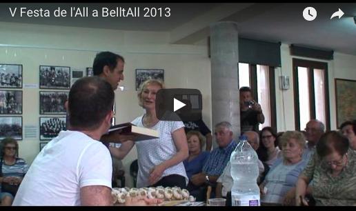 V Festa de l'All de Belltall